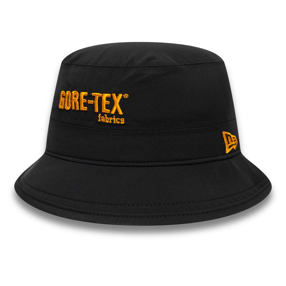 Cappello da pescatore New Era Gore-Tex nero