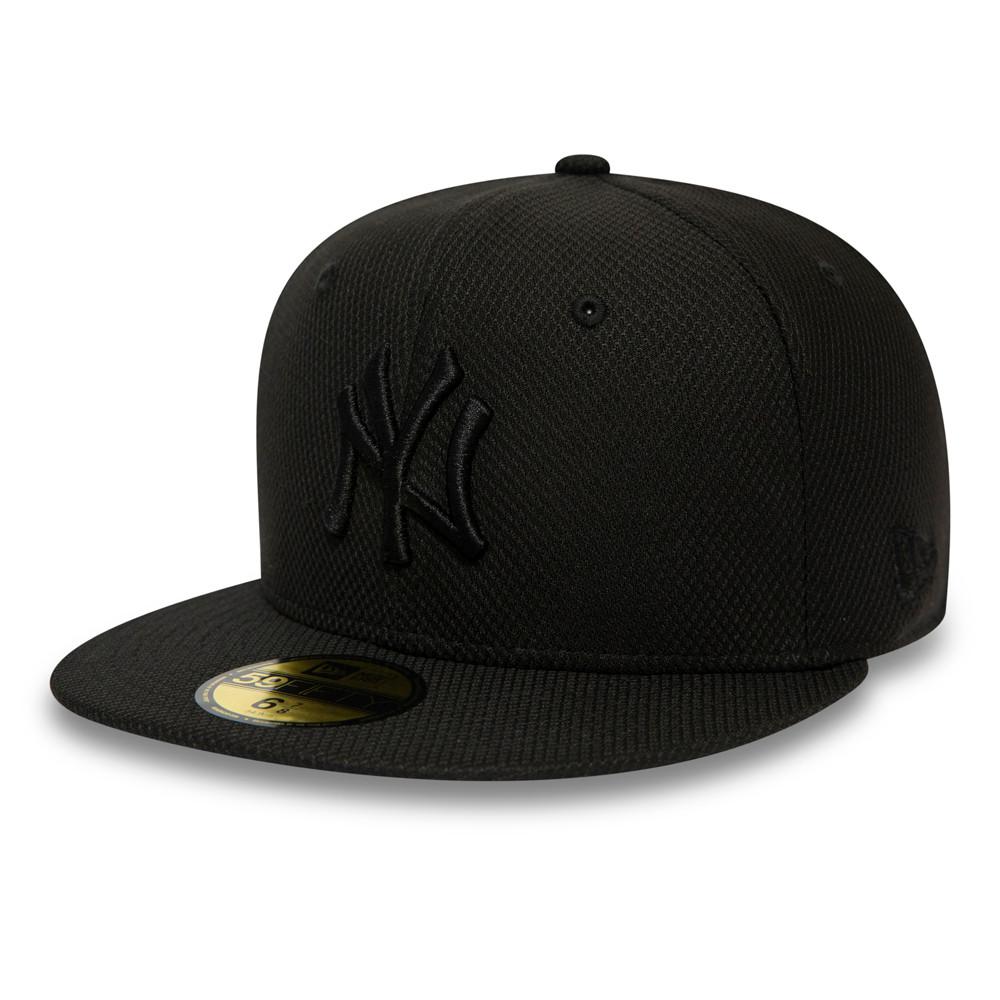 Casquette 59FIFTY Essential Diamond Era des Yankees de New York, noire