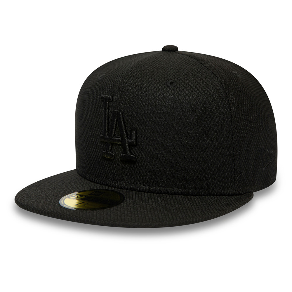 Cappellino 59FIFTY Diamond Era Essential Los Angeles Dodgers nero