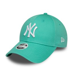 New York Yankees Womens League Essential Blue 9FORTY Cap