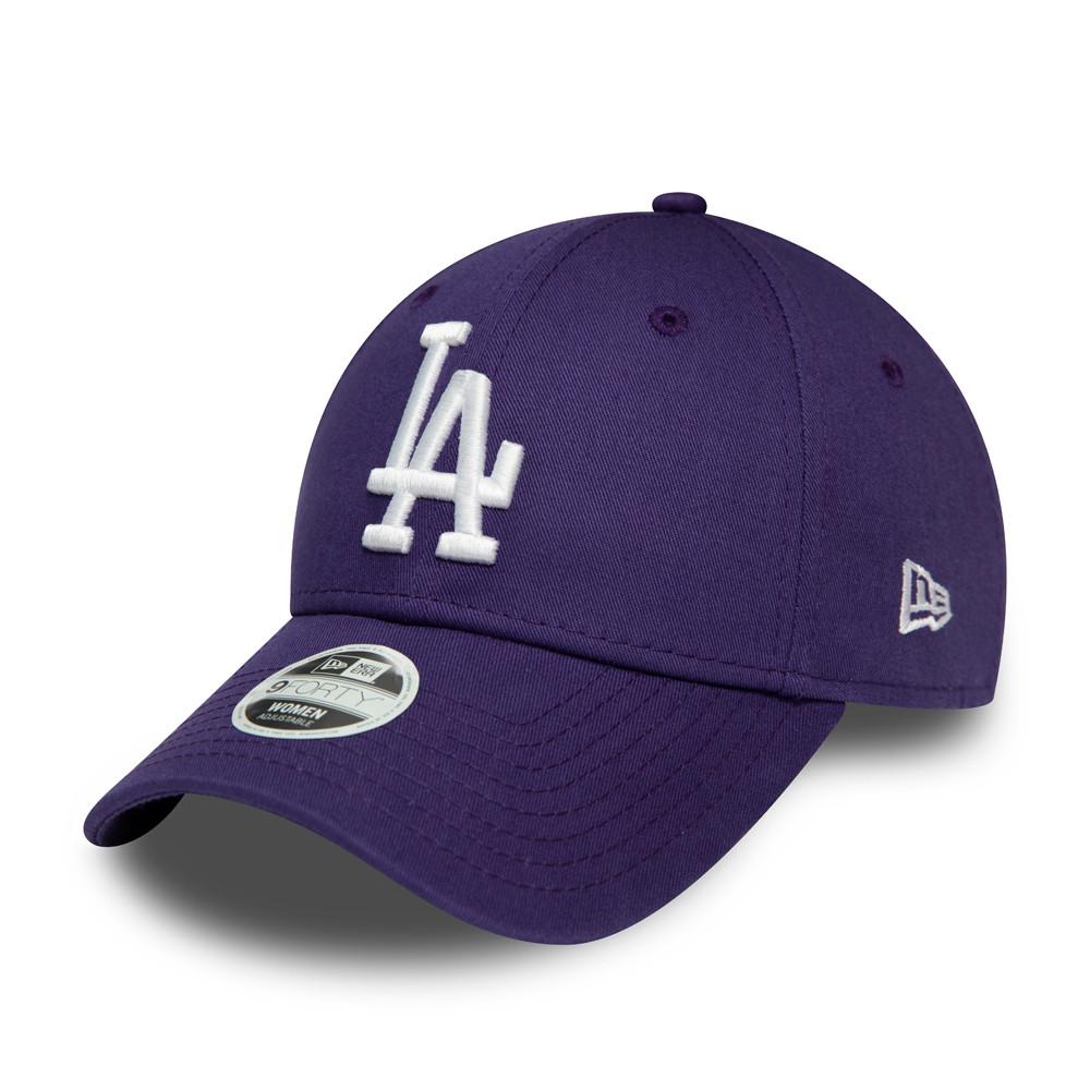 9FORTY– Los Angeles Dodgers – League Essential– Damenkappe in Blau