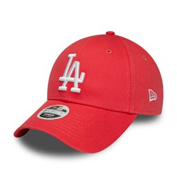 Los Angeles Dodgers Womens League Essential Pink 9FORTY Cap