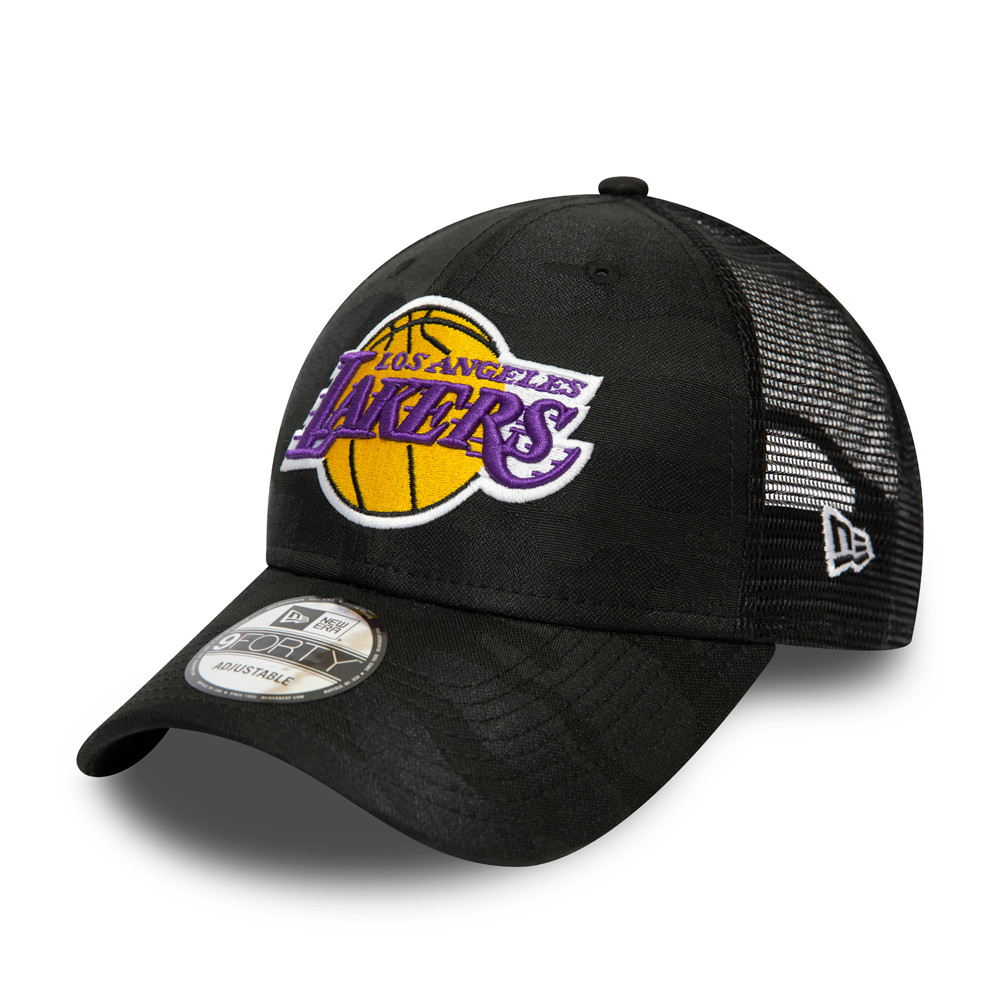 Cappellino Los Angeles Lakers Seasonal The League 9FORTY mimetico nero