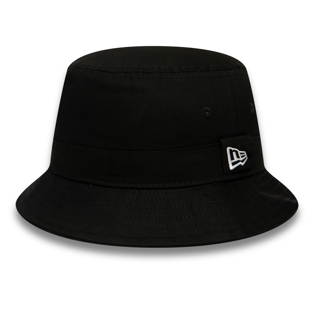 New Era Essential – Anglerhut – Schwarz