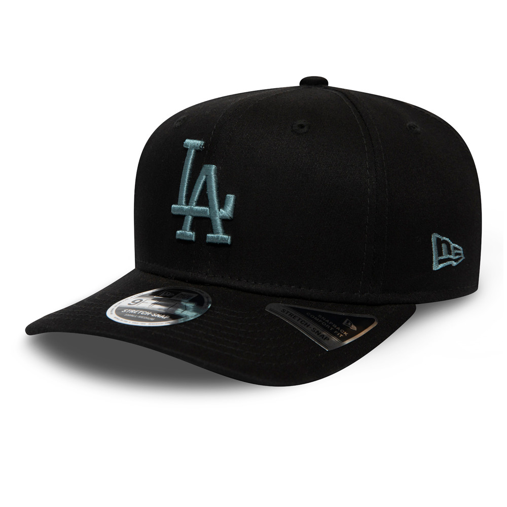 Cappellino 9FIFTY Stretch Snap League Essential Los Angeles Dodgers nero