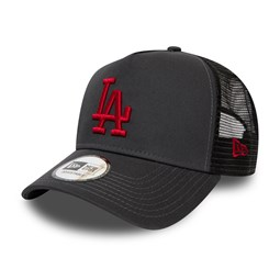 Trucker League Essential Los Angeles Dodgers grigio