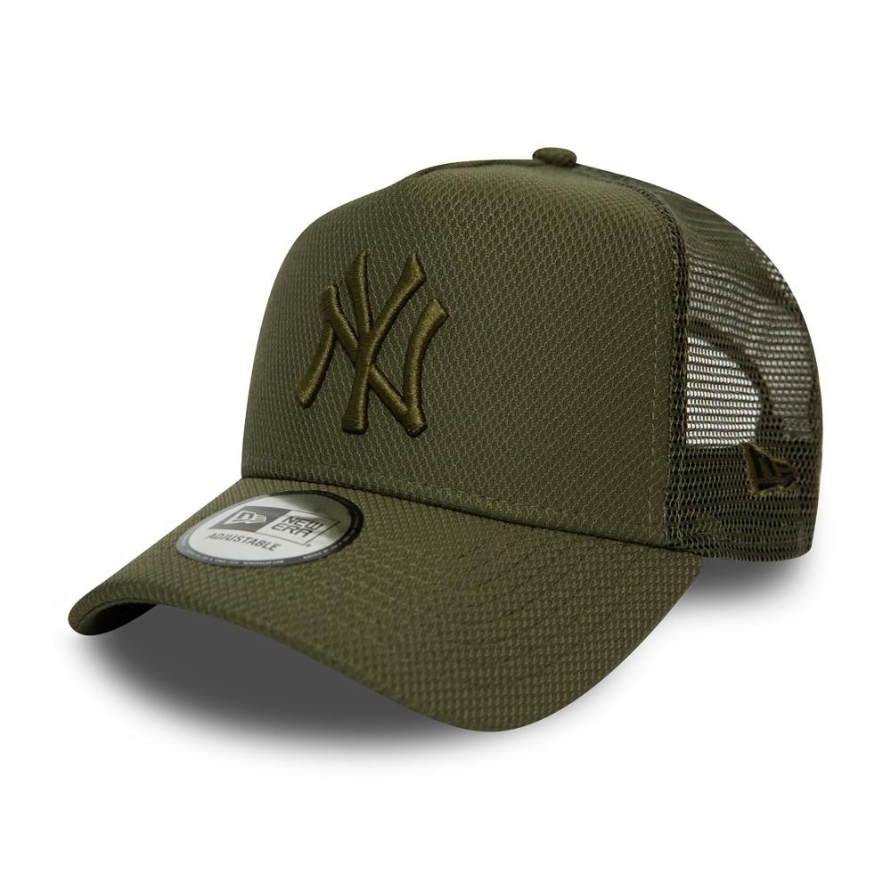 Trucker Diamond Essential des Yankees de New York, kaki