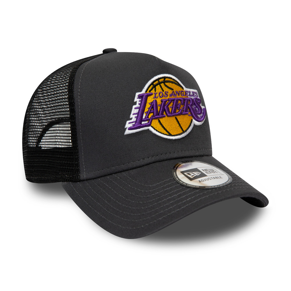 Trucker A-Frame Dark Base des Lakers de Los Angeles, grise