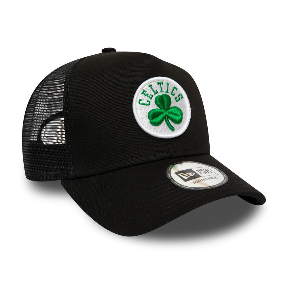 Trucker A-Frame Boston Celtics nero su base scura