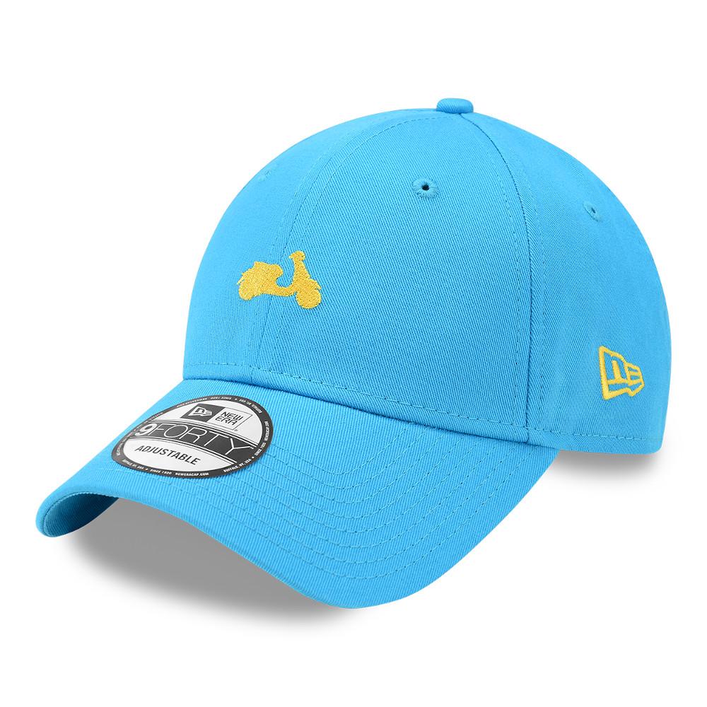 Vespa Blue 9FORTY Cap