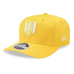Fulham FC Yellow Stretch Snap 9FIFTY