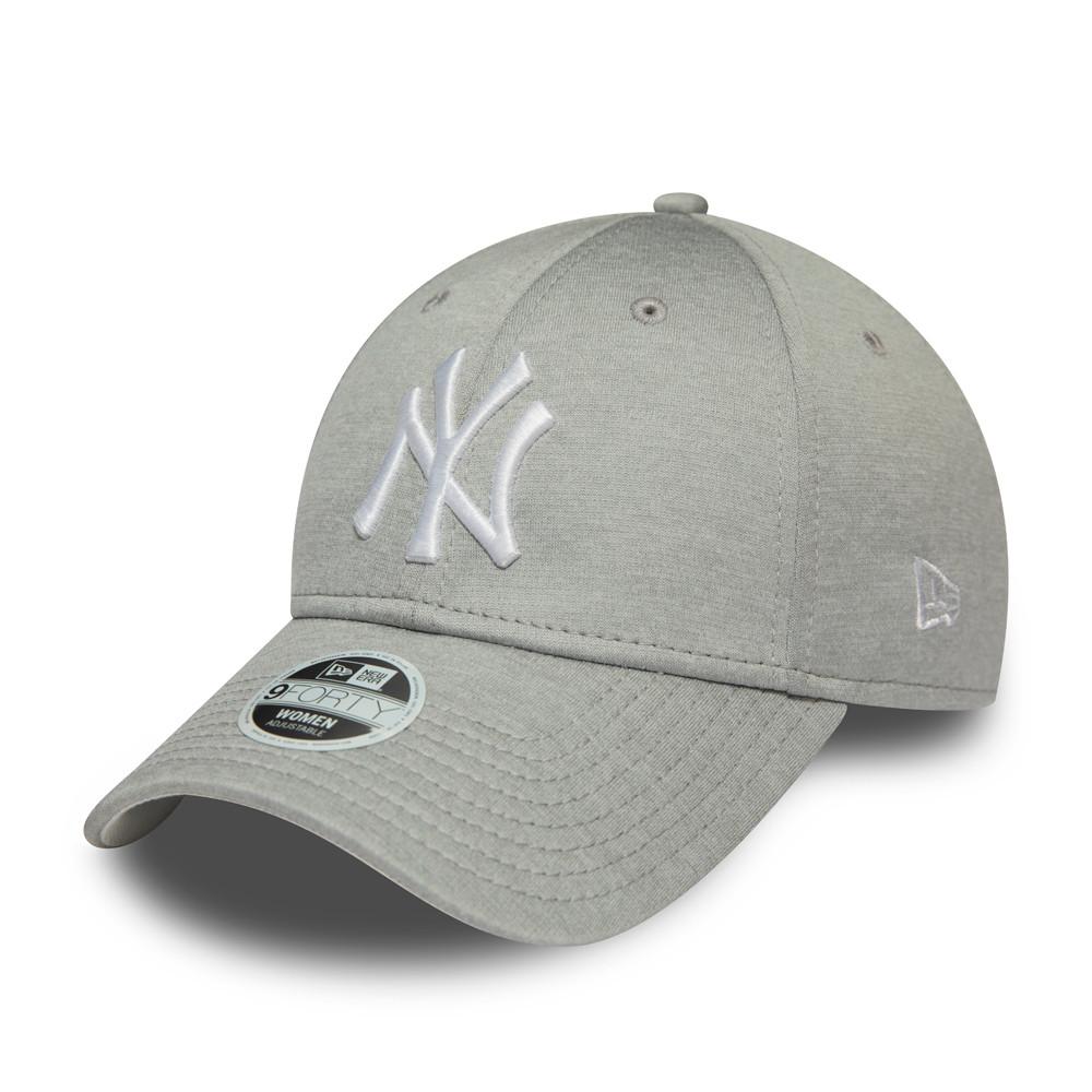 Cappellino 9FORTY New York Yankees donna grigio tono su tono