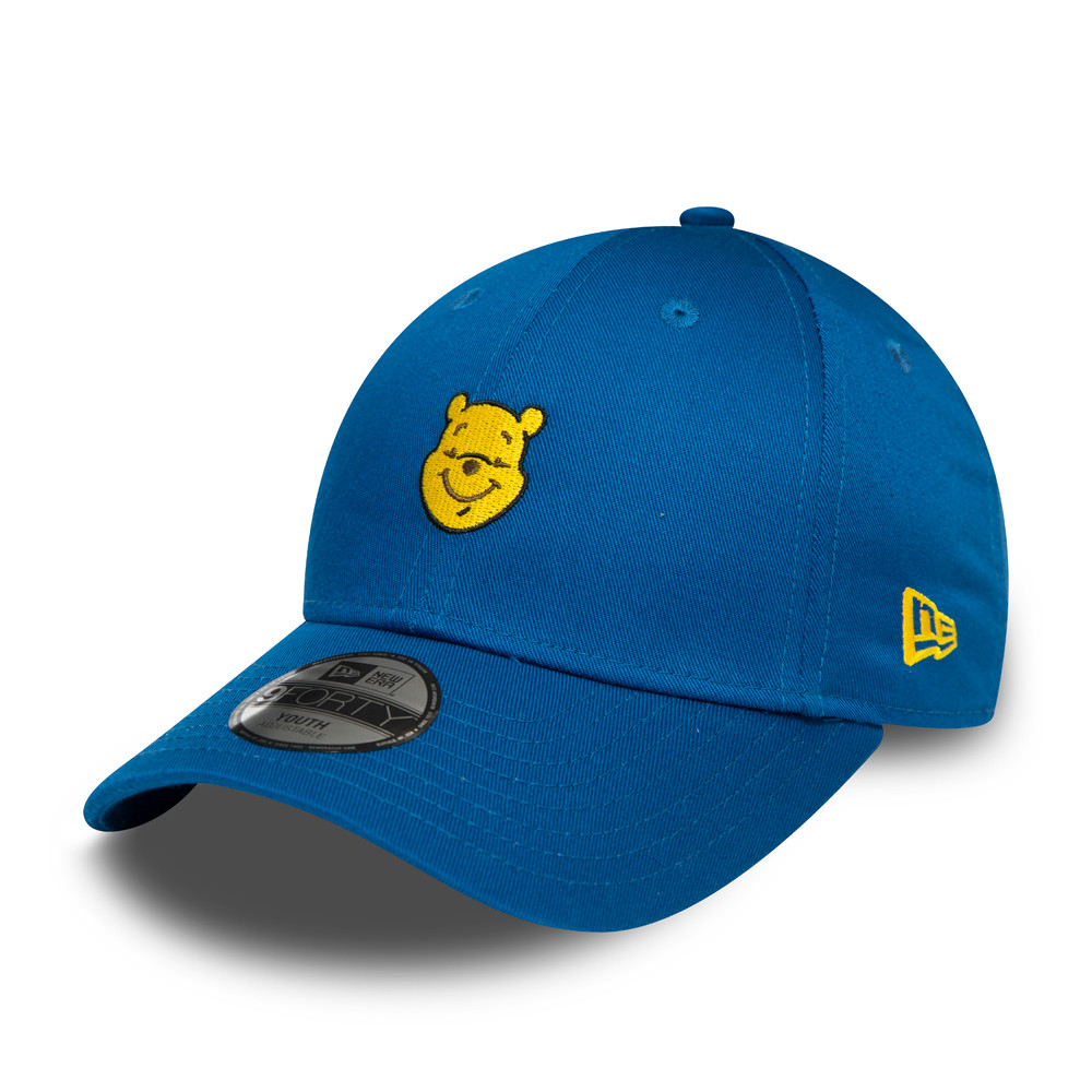 Winnie The Pooh Kids Blue 9FORTY Cap