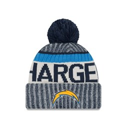 Los Angeles Chargers 2017 Sideline Beanie