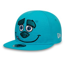 9FIFTY – Monsters Inc. – Sully – Kleinkinderkappe in Blau
