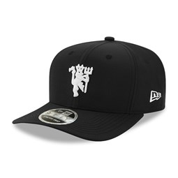 9FIFTY – Manchester United – Ripstop-Kappe in Schwarz
