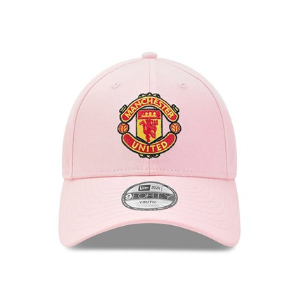 Manchester United Cotton Pink 9FORTY Cap