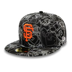 Cappellino 59FIFTY 100 Year Cap Chaos dei San Francisco Giants
