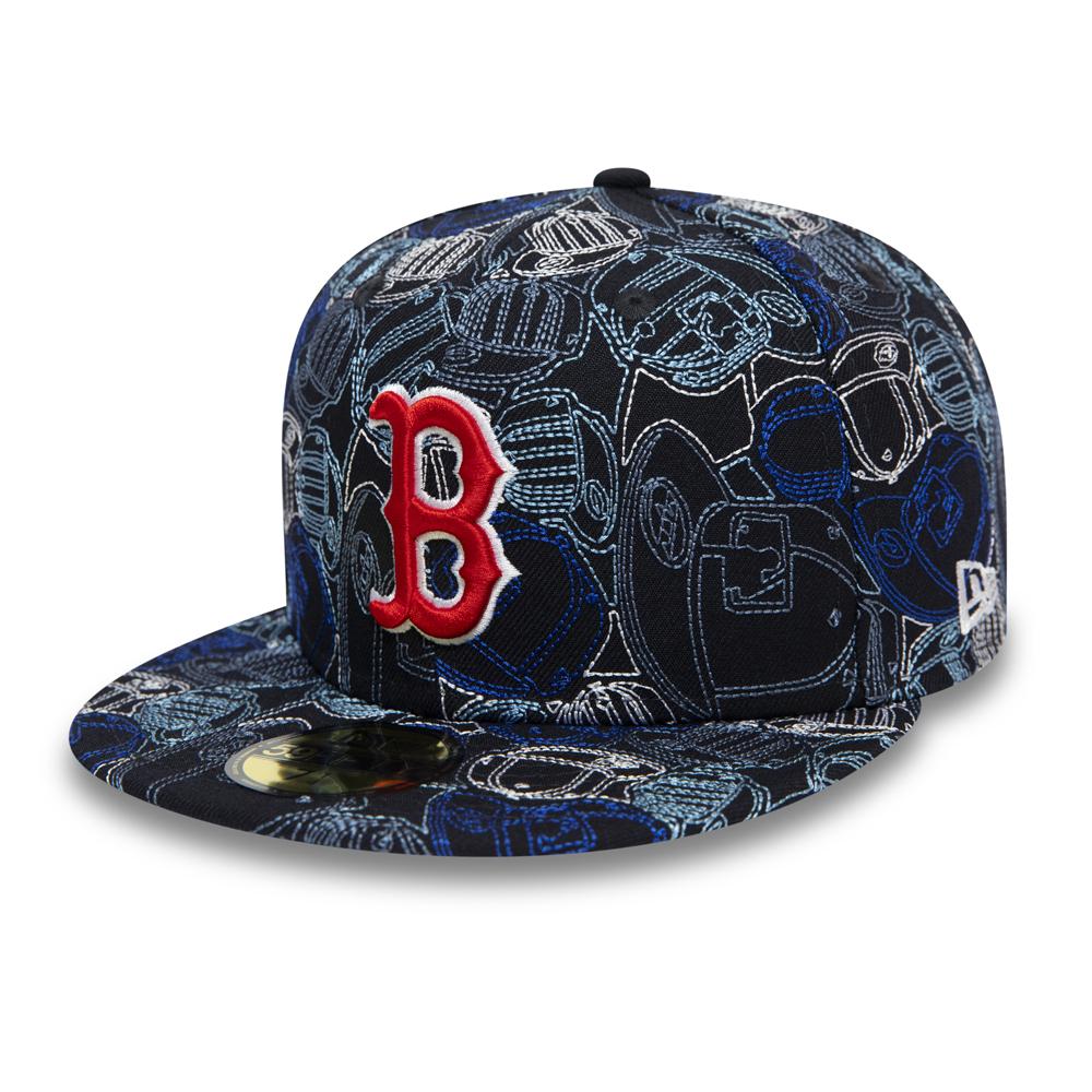 Gorra Boston Red Sox 100 Year Cap Chaos 59FIFTY