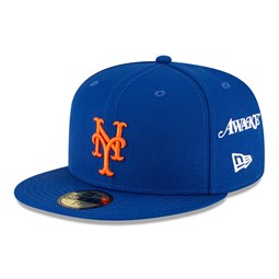 Cappellino New York Mets Awake 59FIFTY blu