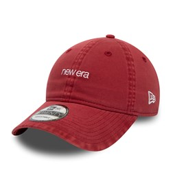 Cappellino New Era Cold Wash 9TWENTY rosso