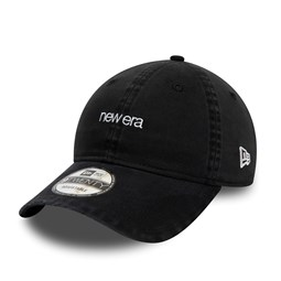 New Era Cold Wash Black 9TWENTY Cap