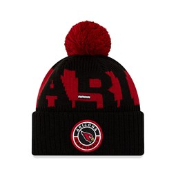 Gorro de punto Arizona Cardinals On Field, niño, negro