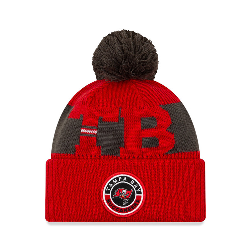 Tampa Bay Buccaneers On Field Kids Red Knit