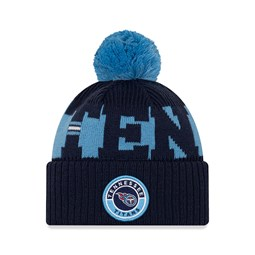 Tennessee Titans On Field Kids Blue Knit