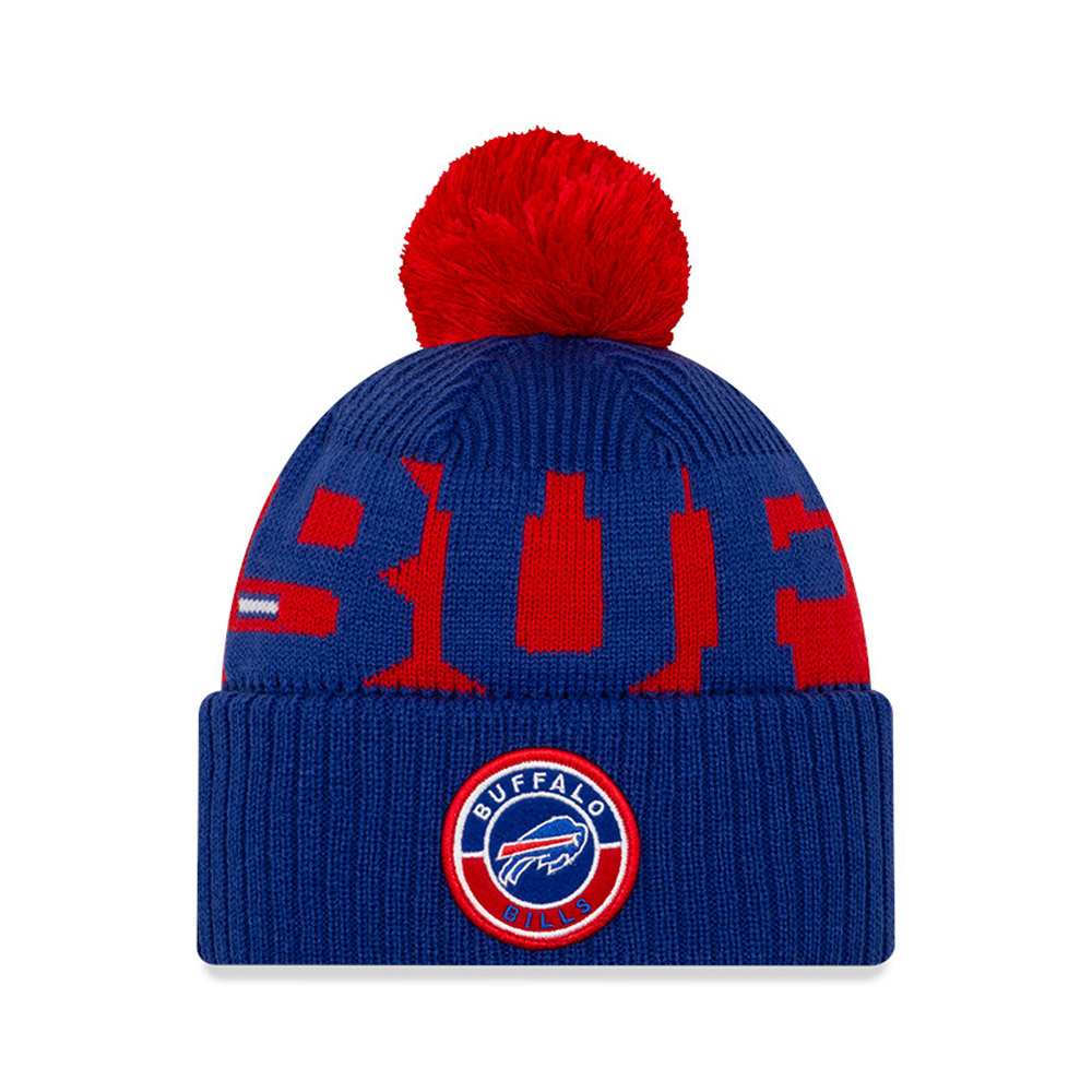 Buffalo Bills – On Field – Beanie in Blau