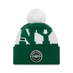 New York Jets On Field Green Knit