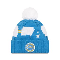 Los Angeles Chargers On Field Blue Knit