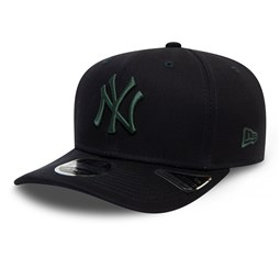 9FIFTY – New York Yankees – Colour Essential – Stretch-Snap-Kappe in Marineblau