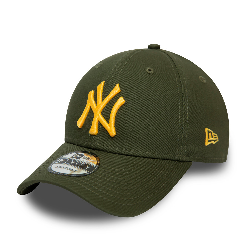 9FORTY – New York Yankees – Colour Essential – Kappe in Grün