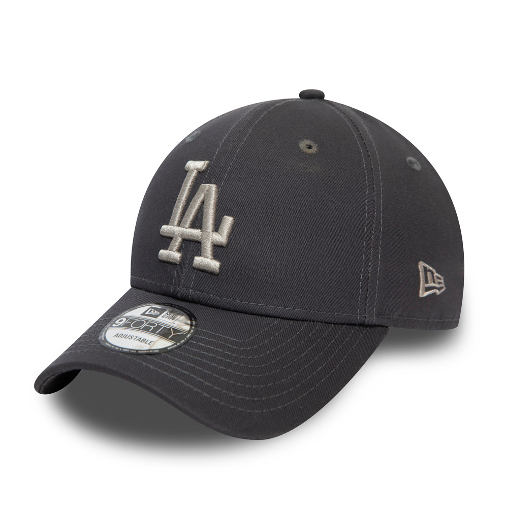 Los Angeles Dodgers Colour Essential Grey 9FORTY Cap
