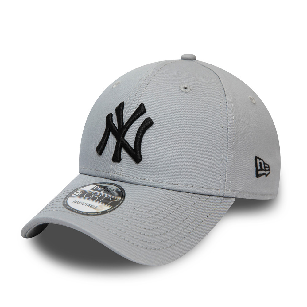 Casquette9FORTY Colour Essential New York Yankees gris