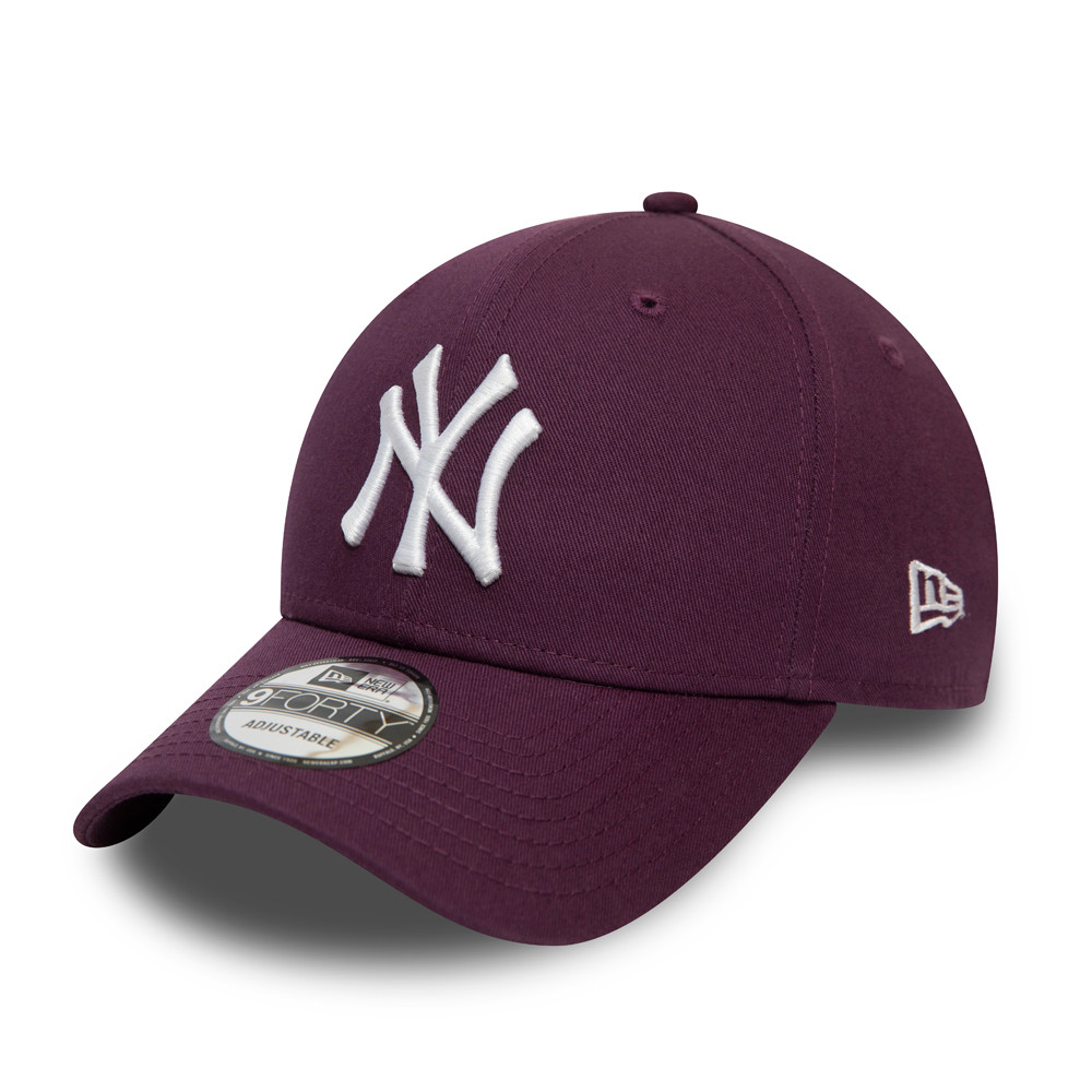 New York Yankees Colour Essential Purple 9FORTY Cap