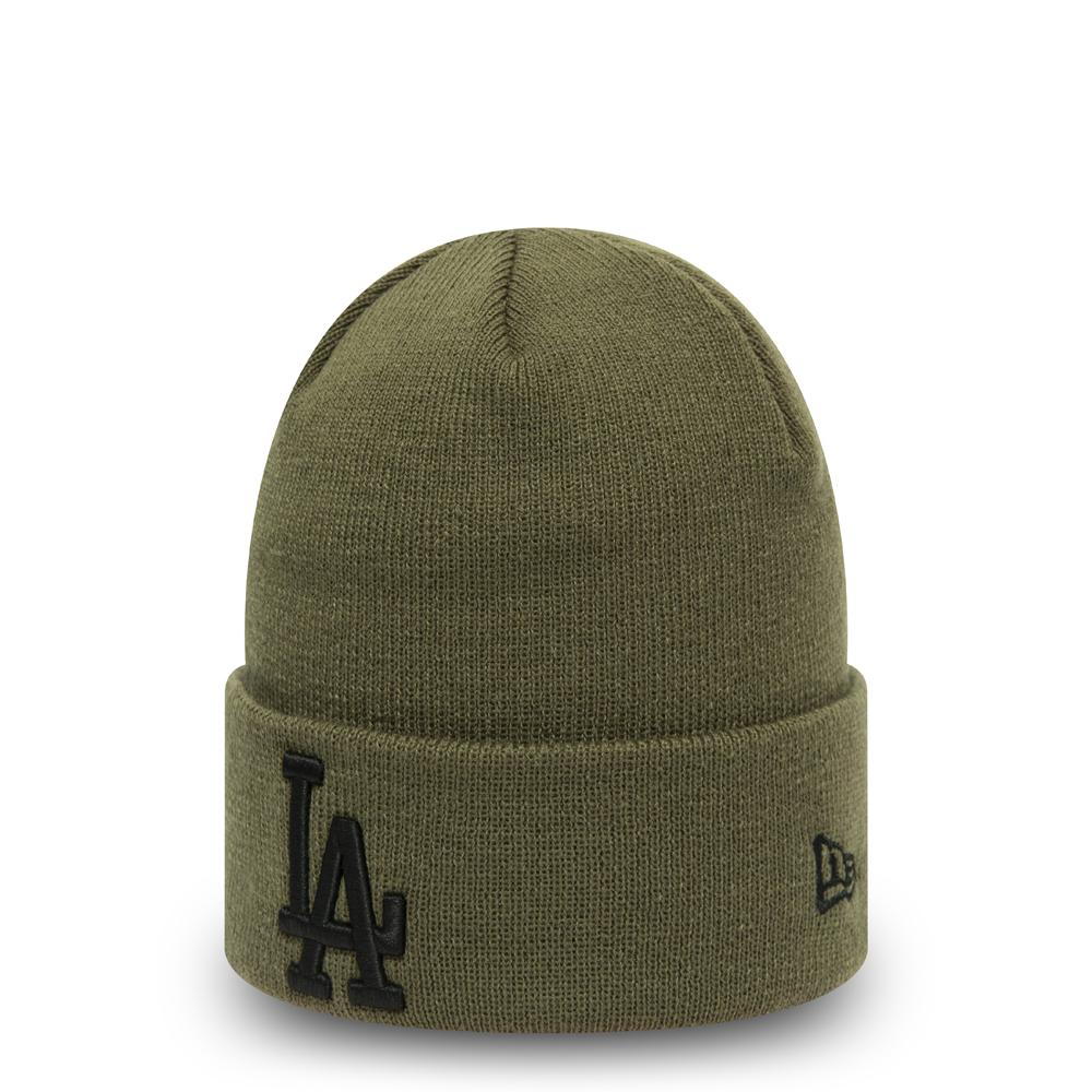 Gorro de punto Los Angeles Dodgers Color Essential, verde