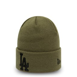 Gorro de punto Los Angeles Dodgers Color Essential, verde