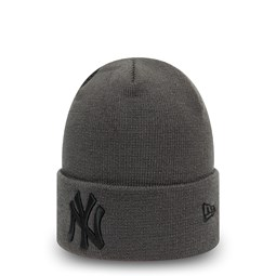 Bonnet Colour Essential New York Yankees gris foncé