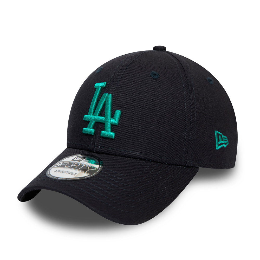Los Angeles Dodgers Colour Essential Navy 9FORTY Cap