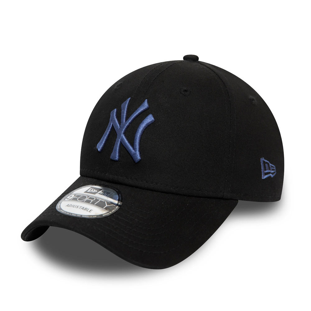 9FORTY – New York Yankees – Colour Essential – Kappe in Schwarz