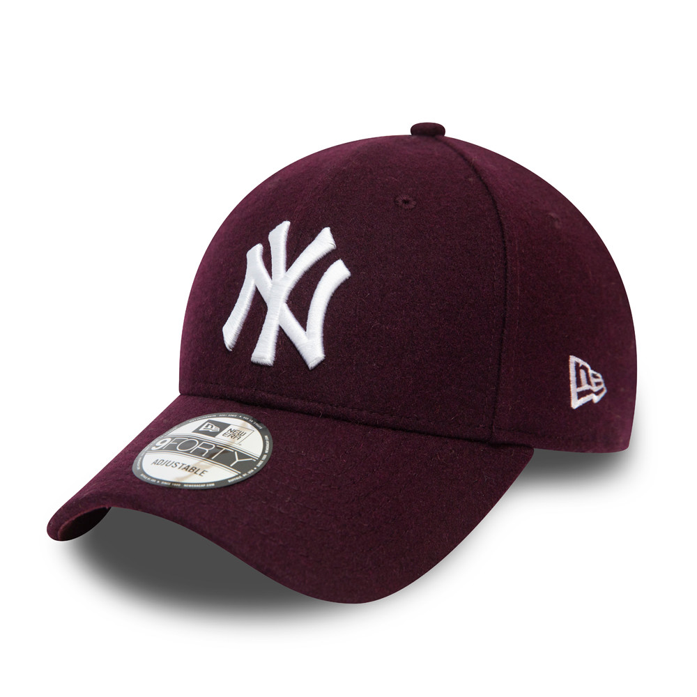 Cappellino New York Yankees The League 9FORTY viola