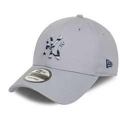 New York Yankees City Camo Grey 9FORTY Cap