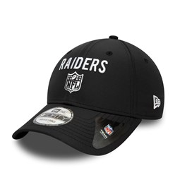Gorra Las Vegas Raiders Team Flag 9FORTY, negro