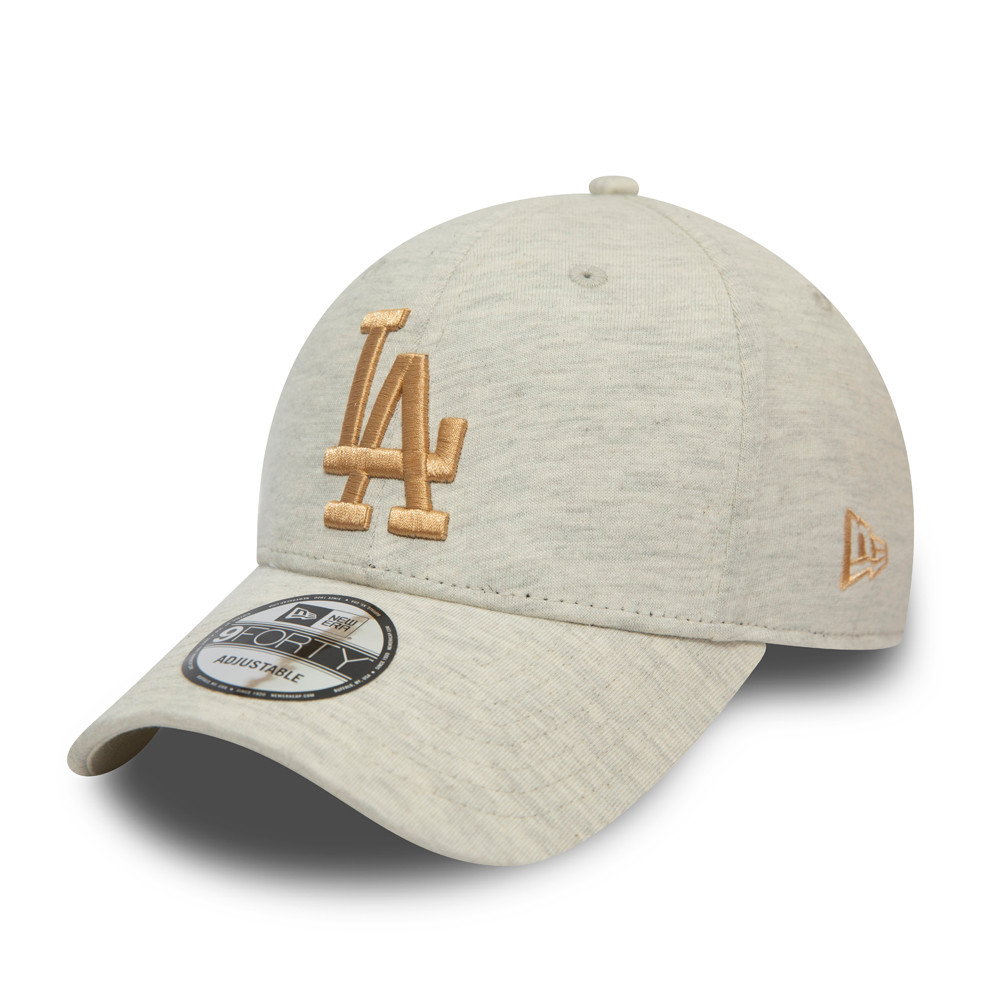 Casquette 9FORTY Jersey Essential LA Dodgers beige