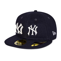 Cappellino New York Yankees History 59FIFTY blu navy
