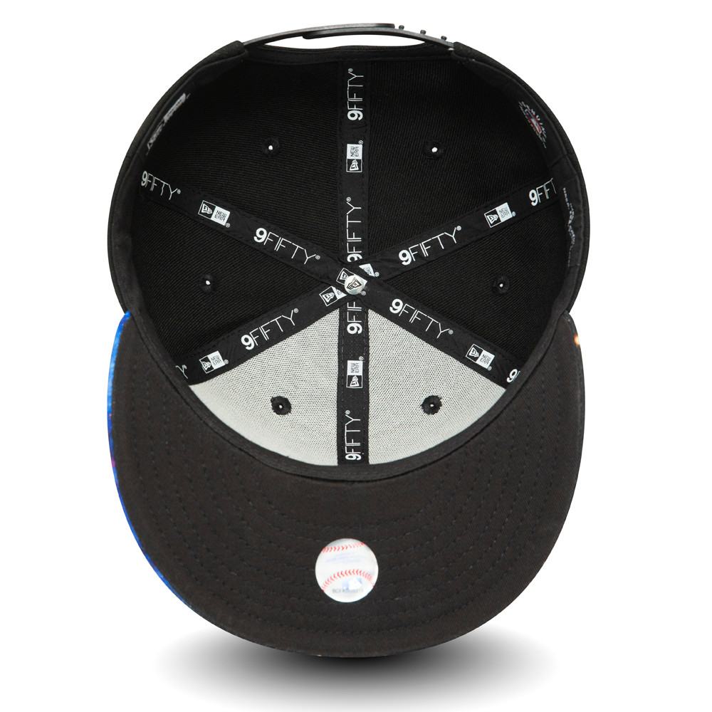 Cappellino 9FIFTY con stampa di galassia dei New York Yankees