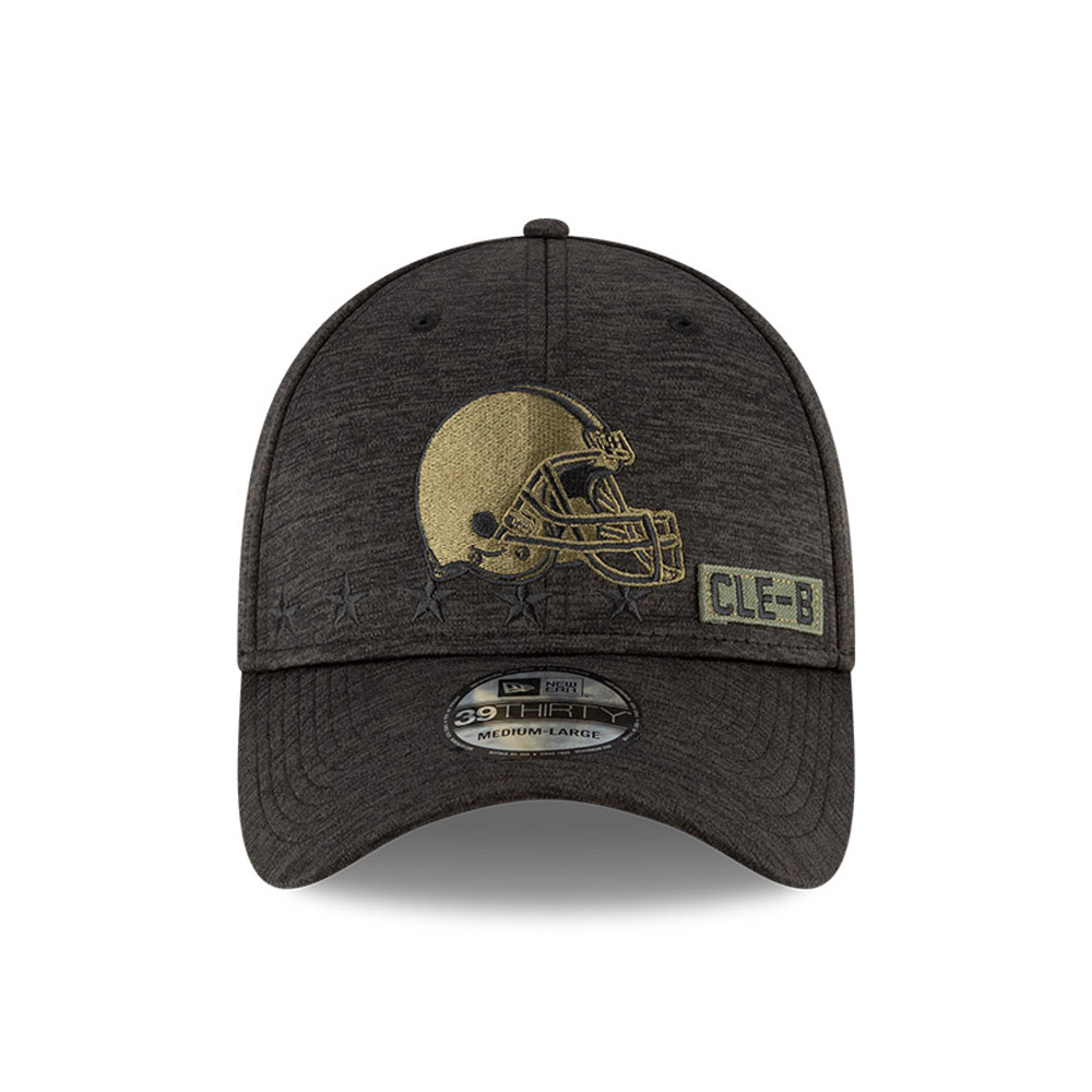 Gorra Cleveland Browns NFL Salute To Service 39THIRTY