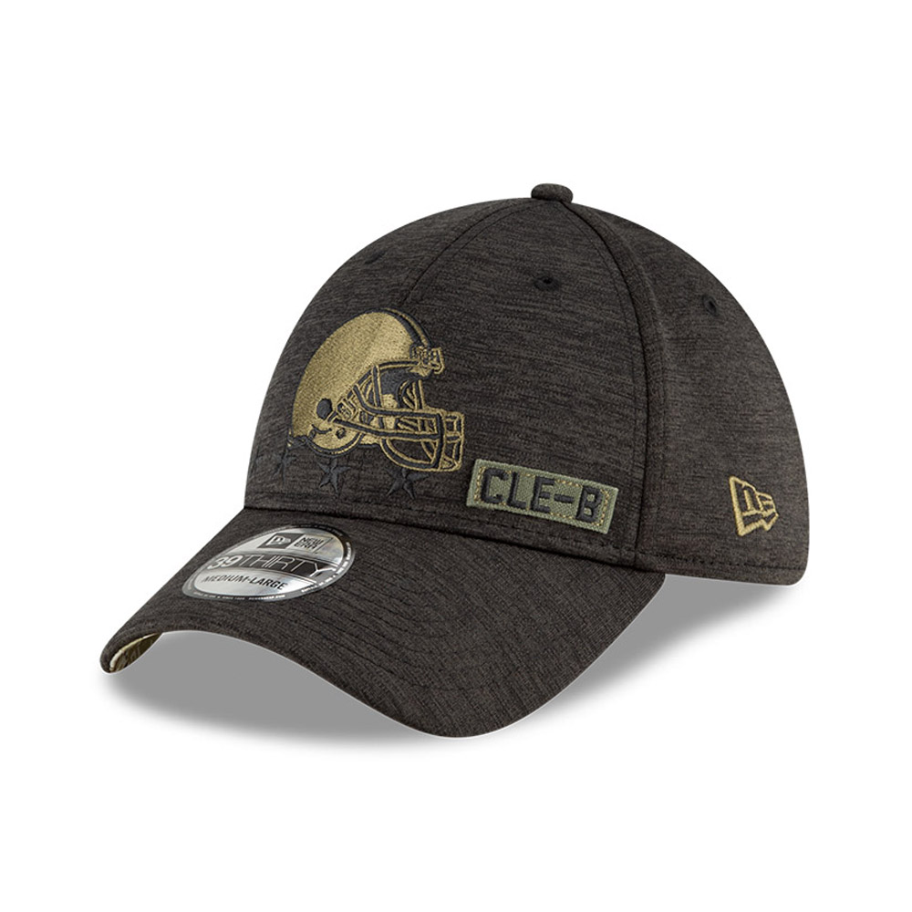Casquette 39THIRTY  NFL Salute To Service des Cleveland Browns